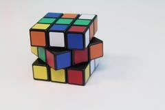 Cubo de Rubik Imagens de Stock Royalty Free