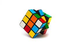 Cubo de Rubik s Imagem de Stock Royalty Free