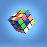 Cubo de Rubik s Imagen de archivo libre de regalías