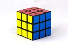 Cubo de s de Rubik ' Fotografia de Stock
