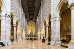 Cubo de San Zeno en Verona imagen de archivo libre de regalías