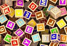 Cubo del gioco (senza giunte) Immagini Stock