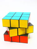 Cubo del Rubik Immagine Stock Libera da Diritti