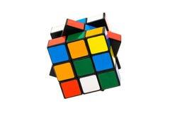 Cubo del Rubik immagine stock