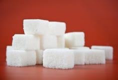 Cubo dello zucchero Immagine Stock Libera da Diritti