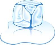 Cubo di ghiaccio.