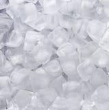 Cubo di ghiaccio freddo fresco immagini stock