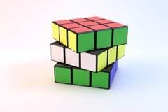 Cubo di Rubik s Fotografie Stock