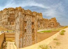 Cubo di Zoroastro Immagine Stock