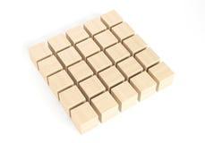 Cubo Full-1 Imagem de Stock