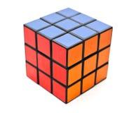 Cubo magico fotografia stock