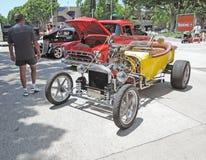 Cubo-T de Ford Foto de archivo