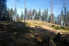 Cubonov hill Stock Photo