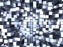 Cubos Ilustración del Vector