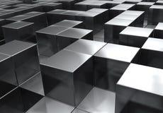 Cubos Fotografía de archivo libre de regalías