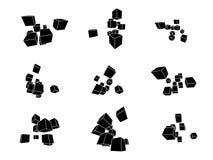 cubos Fotos de archivo