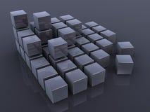 Cubos Imagens de Stock Royalty Free