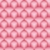 Cubos cor-de-rosa intercalados 108 Fotos de Stock