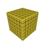 cubos 3D Foto de Stock Royalty Free