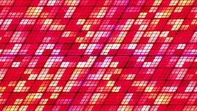 Cubos de alta tecnología 05 de la inclinación del centelleo de la difusión ilustración del vector