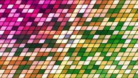 Cubos de alta tecnología 13 de la inclinación del centelleo de la difusión libre illustration