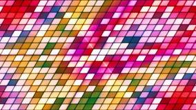 Cubos de alta tecnología 17 de la inclinación del centelleo de la difusión libre illustration