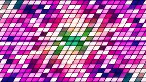Cubos de alta tecnología 18 de la inclinación del centelleo de la difusión stock de ilustración