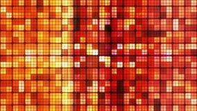 Cubos de alta tecnología que centellean 17 de la difusión stock de ilustración
