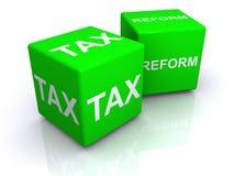 Cubos de la reforma fiscal