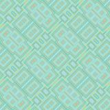 Cubos del verde de la textura del papel pintado Fotografía de archivo libre de regalías