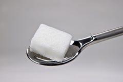 Cubos do açúcar Imagens de Stock Royalty Free