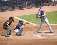 Cubs gegen Brauer Stockfoto