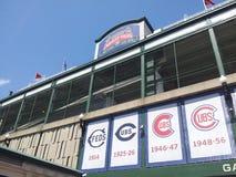 Cubs stadium Zdjęcie Royalty Free