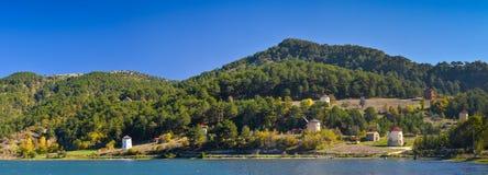 Cubuk Lake / Çubuk Lake. In Bolu / Turkey Royalty Free Stock Images