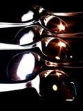 cucchiai Fotografie Stock Libere da Diritti