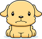 Cucciolo arrabbiato del fumetto Immagine Stock
