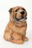 Cucciolo di Sharpei Fotografia Stock