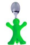 cuchara Imagen de archivo libre de regalías