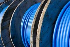Cuchara del cable Imagenes de archivo