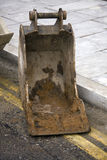 Cucharada picadora Imagen de archivo libre de regalías