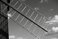 Cuchilla del molino de viento Fotos de archivo