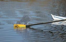 Cuchilla en el agua Foto de archivo