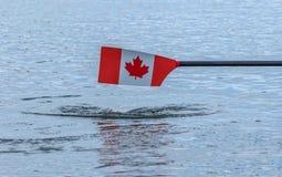 Cuchilla en el agua Imagen de archivo