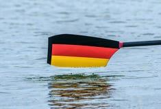 Cuchilla en el agua Imagenes de archivo