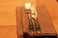 cuchillería Fotos de archivo libres de regalías