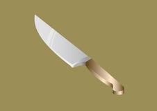 Cuchillo Imagen de archivo libre de regalías