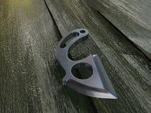 Cuchillo 3d Fotos de archivo