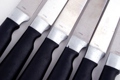 Cuchillo #4 determinado Imagenes de archivo