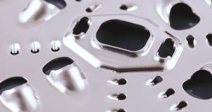 Cuchillo circular para el procesador de alimentos almacen de video
