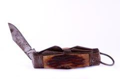 Cuchillo de bolsillo Foto de archivo libre de regalías